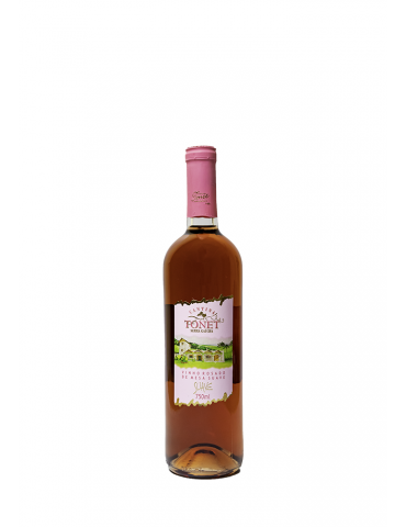 Vinho Rose Mesa Suave 750ml